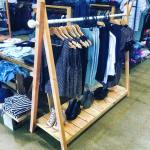 Clothes Rack Fashion Shop Fitout