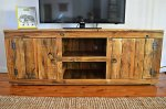 Rustic Entertainment TV unit