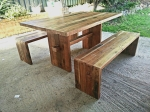 Recycled Oregon Dining Table